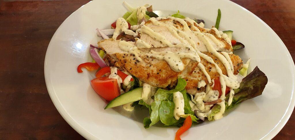 Chicken Ranch Salad